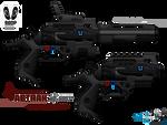 VEPRi ABTRAK 6-Shooter Revolver