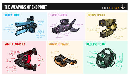 Weapons, Endpoint