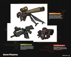 Some Firearms, Morning Artifice