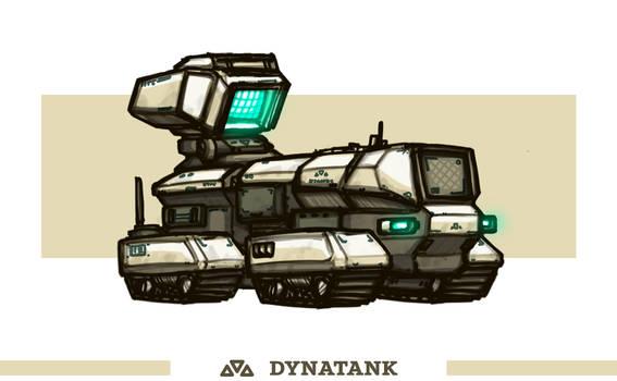 DYNATANK 2085