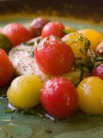 Cherry Tomato Salad 2 by ThomasVo