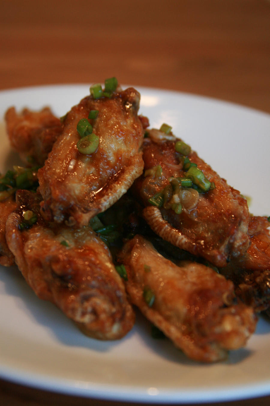 Asian Chicken Wings by ThomasVo