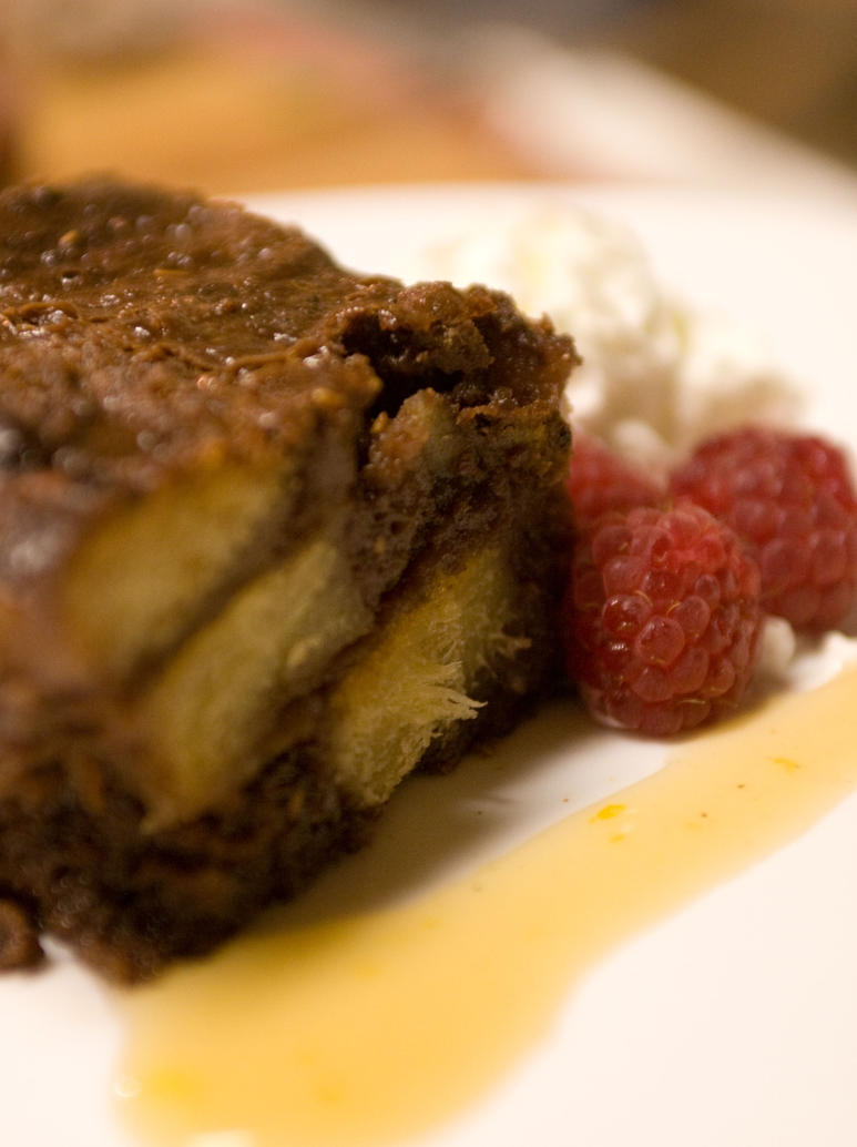 Bread Pudding by ThomasVo