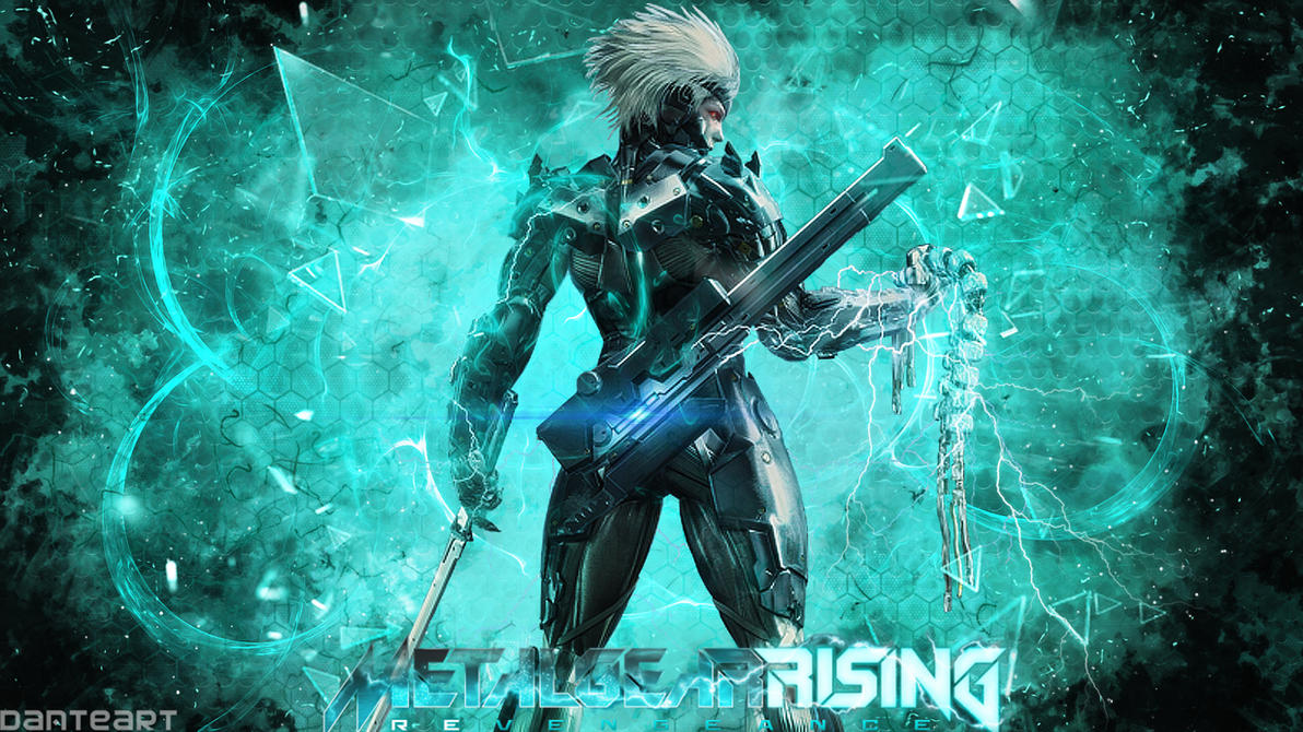 Metal gear rising raiden wallpaper by danteartwallpapers on deviantart metal gear rising raiden wallpaper by danteartwallpapers voltagebd Image collections