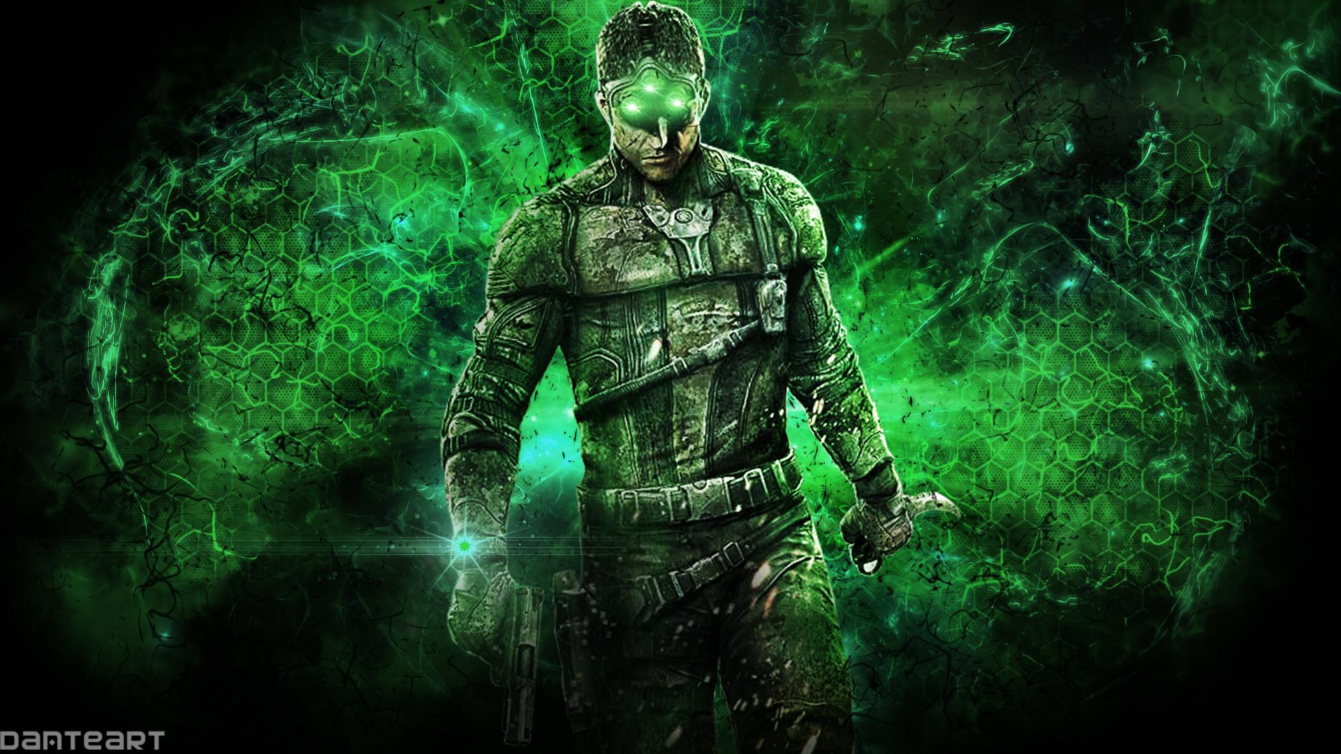 Splinter Cell Blacklist Wallpaper by DanteArtWallpapers on ...
