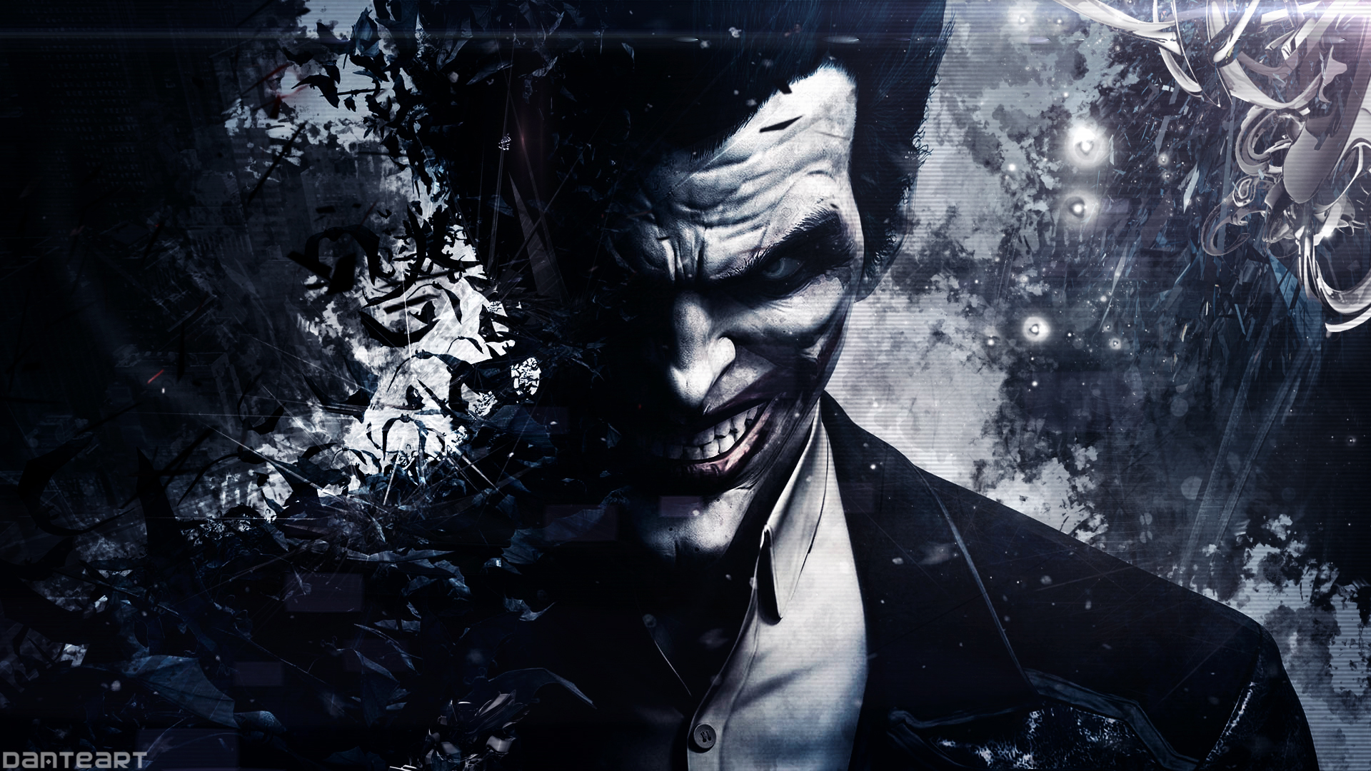 Batman Arkham Origins Joker Wallpaper By Danteartwallpapers On