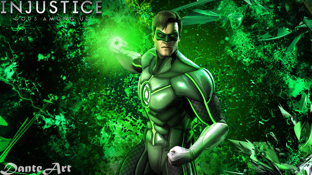 green lantern artwork wallpaper - photo #9