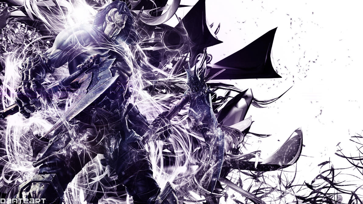 darksiders 2 death wallpaperdanteartwallpapers on deviantart