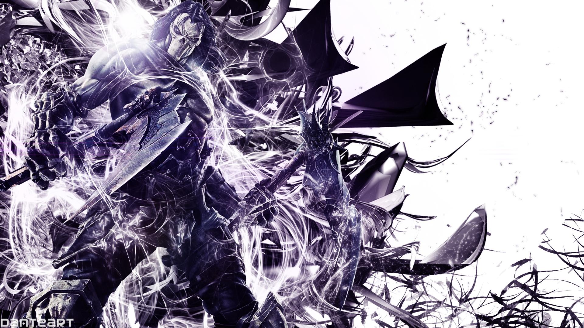 Drag On Dragoon 4k Wallpaper: Darksiders 2 Death Wallpaper By DanteArtWallpapers On