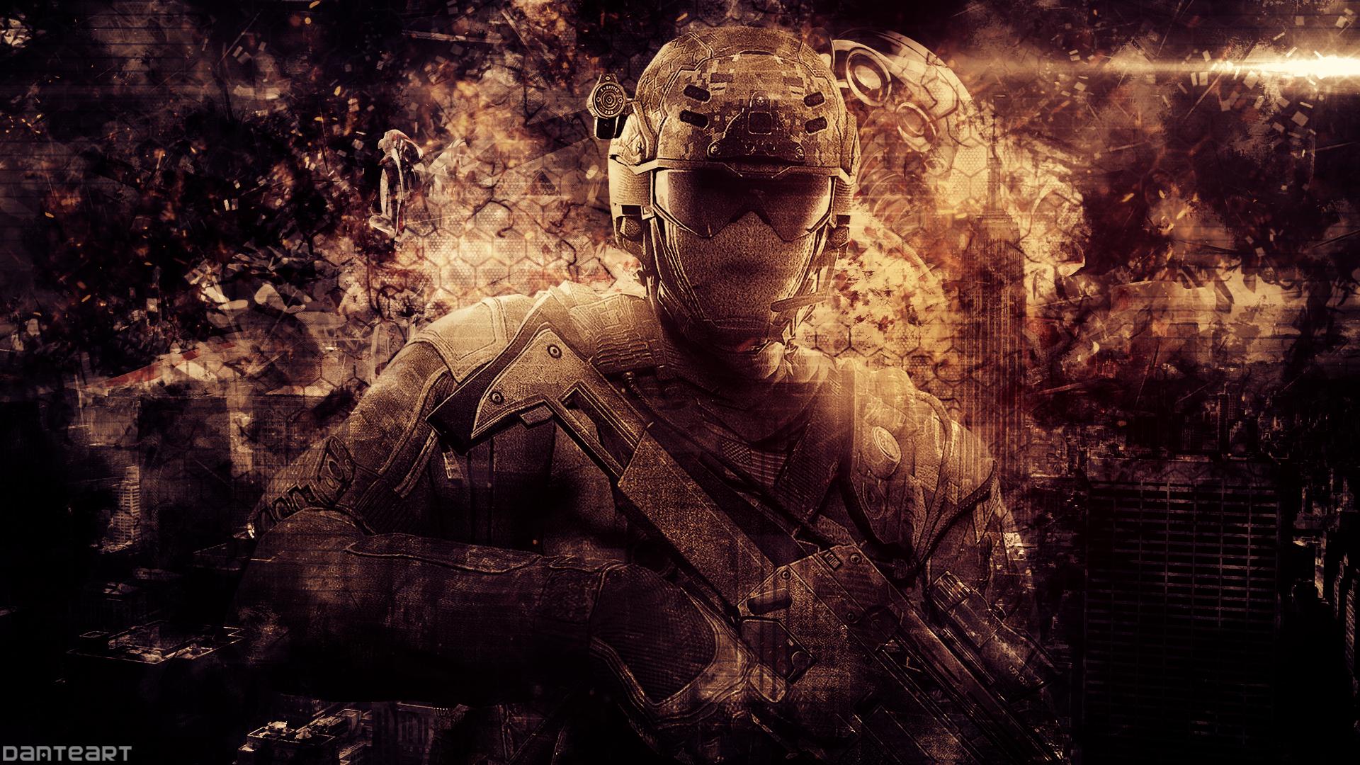 Cod Black Ops 2 Wallpaper By Danteartwallpapers On Deviantart