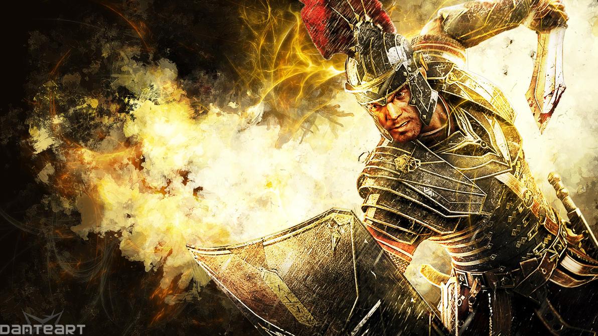 Ryse Son Of Rome Wallpaper: Ryse Son Of Rome Wallpaper By DanteArtWallpapers On DeviantArt