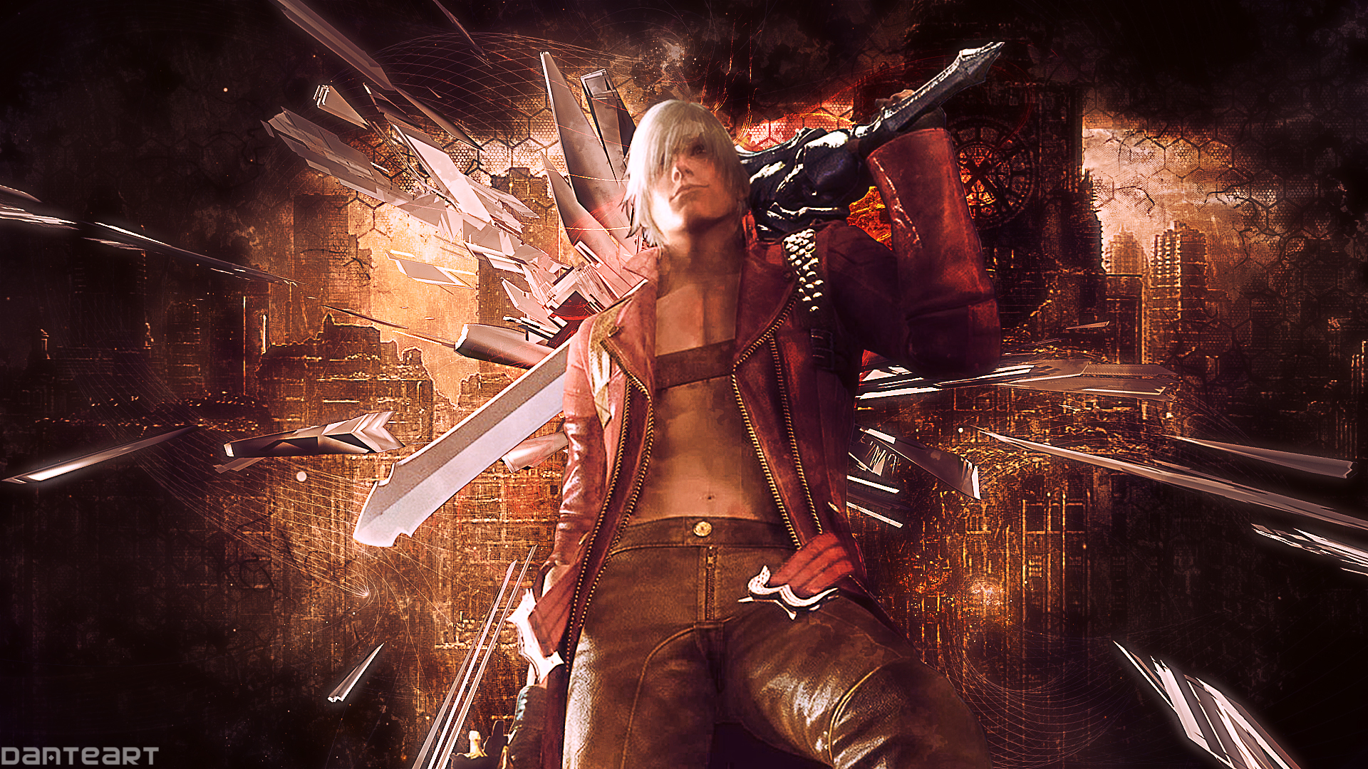 Devil may cry 4 dante wallpaper hd pc devil may cry 4 dante devil may cry 4 dante wallpaper hd voltagebd Images
