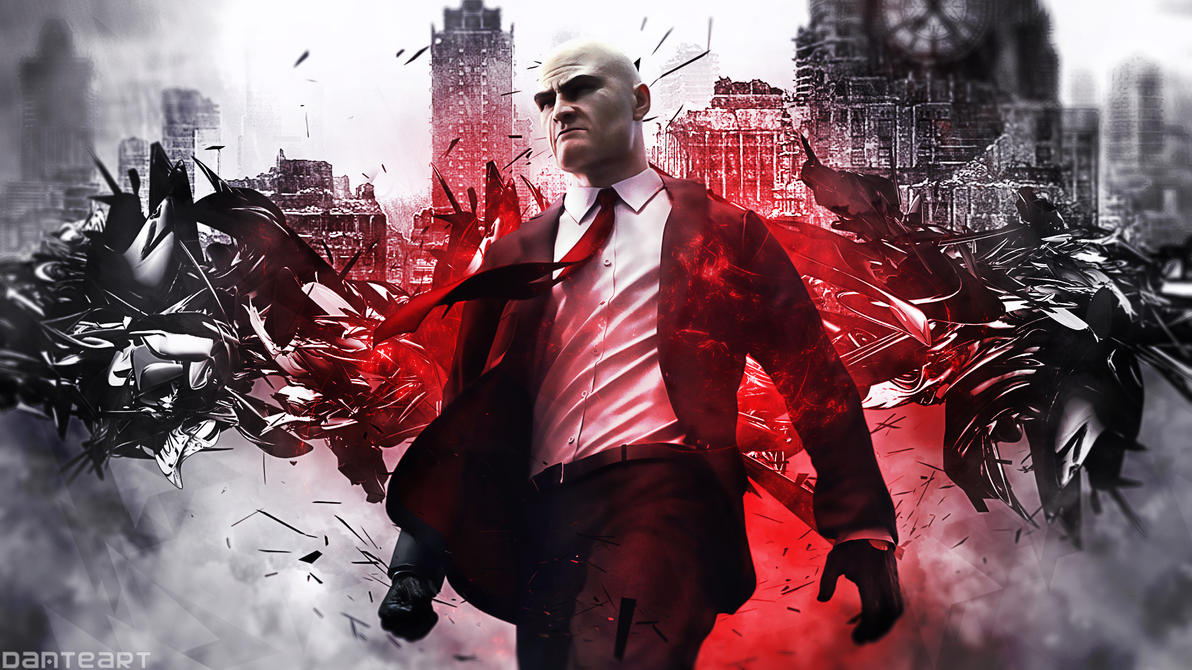 hitman absolution wallpaperdanteartwallpapers on deviantart