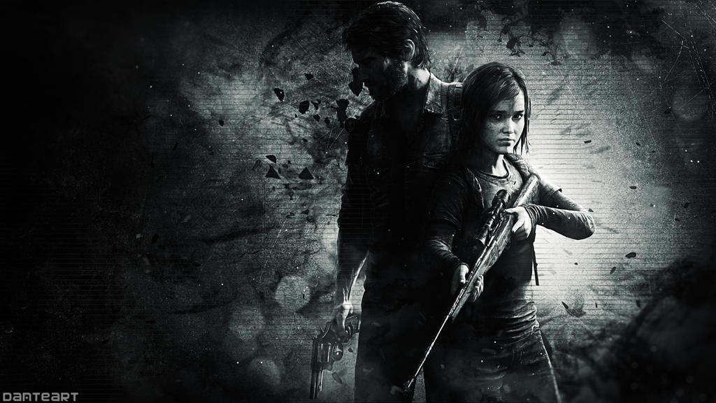 The Last Of Us Remastered Wallpaper By DanteArtWallpapers