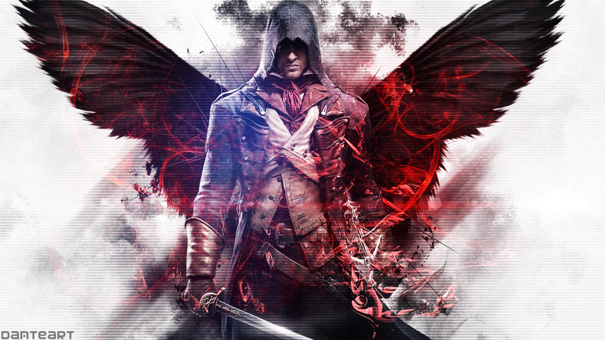 Assassins Creed Unity Wallpaper By DanteArtWallpapers