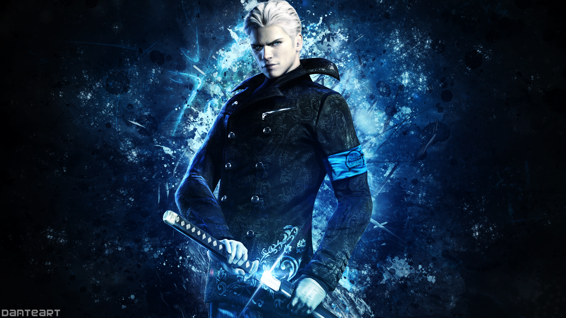 Dmc Devil May Cry Vergil Wallpaper By Danteartwallpapers On Deviantart
