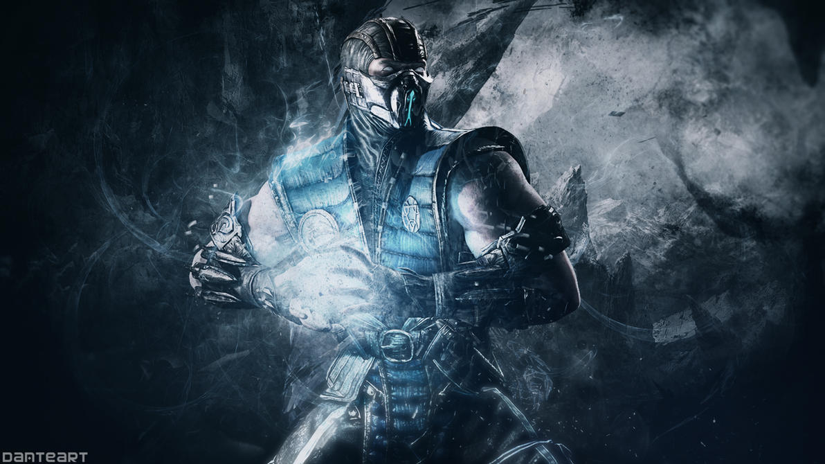 Mortal Kombat X Sub Zero Wallpaper by DanteArtWallpapers ...