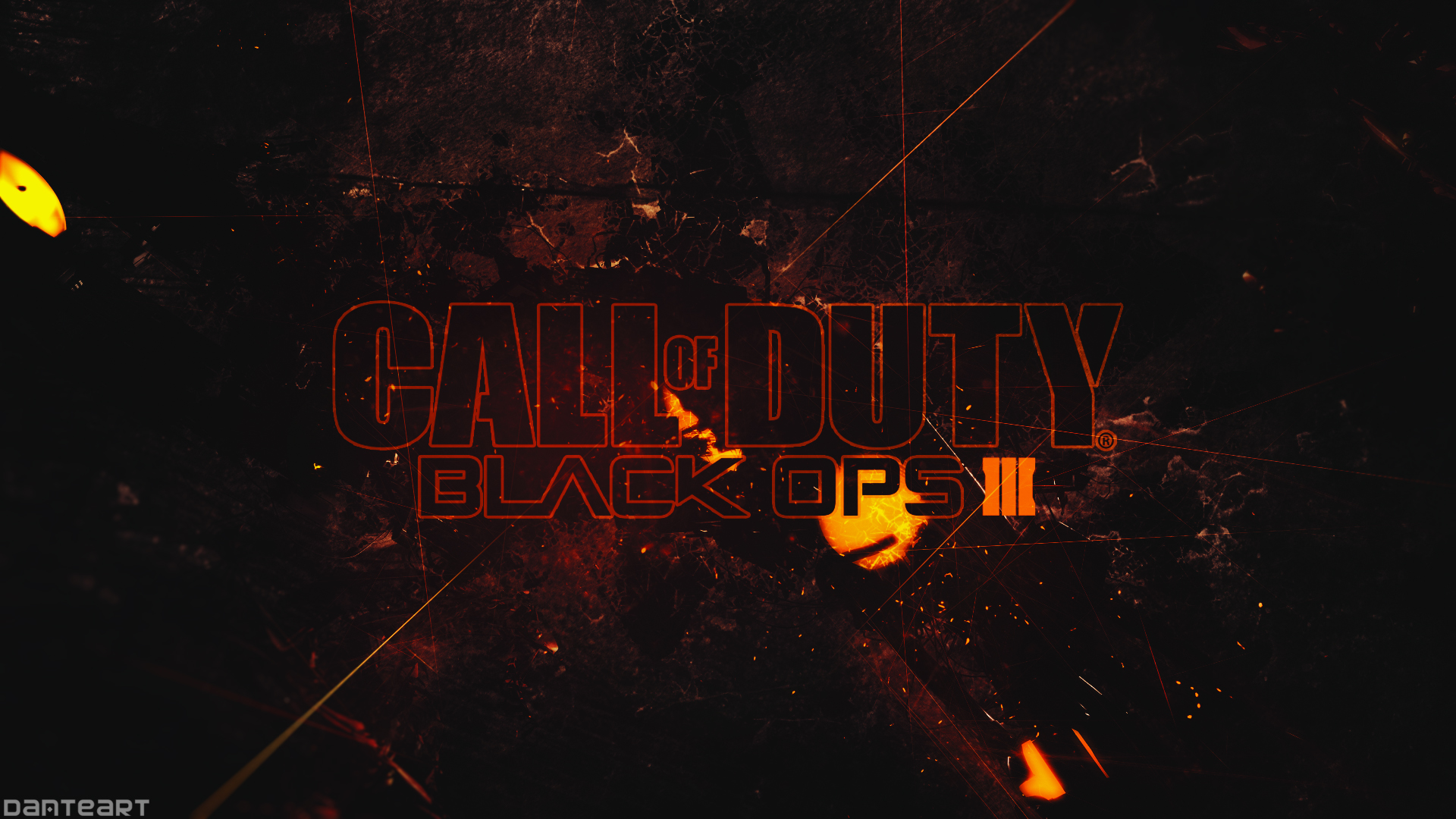 Call Of Duty Black Ops 3 Wallpaper By Danteartwallpapers On Deviantart