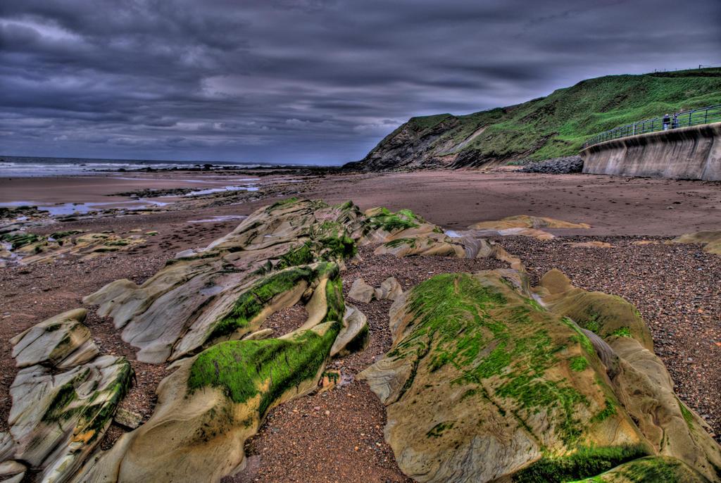 Berwick-upon-Tweed Beach V by adischordantrhyme