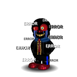 Error!Sans by LeTaiNguyen86