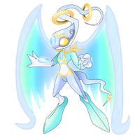 Fakemon: Stairway to Heaven by That-One-Leo
