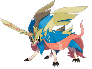 My Version of Zacian's design