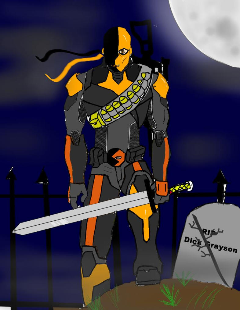 deathstroke young justice - photo #25