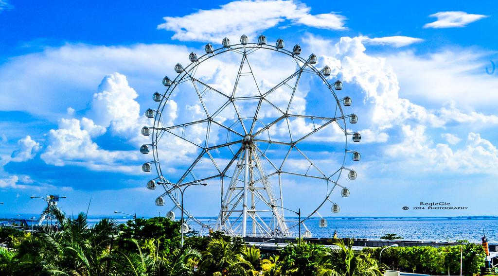Feel the Wheel by RegieGie