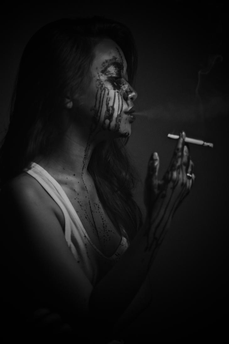 Smoke for my soul by RegieGie