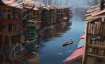 River Slums