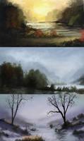 Sunday Landscapes