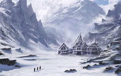 Epic Mountain Journey by jjpeabody