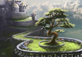Sacred Tree by jjpeabody