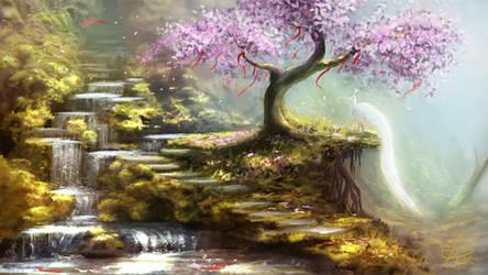 The Wishing Tree by jjpeabody
