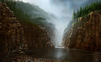 River Majesty by jjpeabody