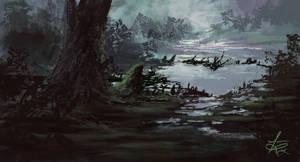(Heart) the swamp by jjpeabody