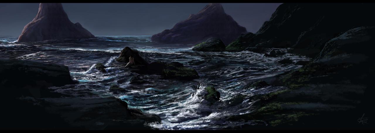 Mermaid Cove by jjpeabody
