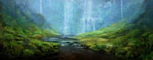 Epic Waterfall 2
