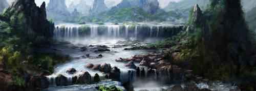 Legendary Waterfall