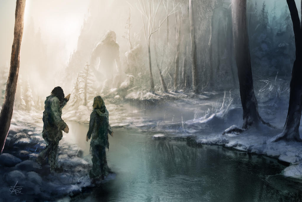Encountering the Frost Giants