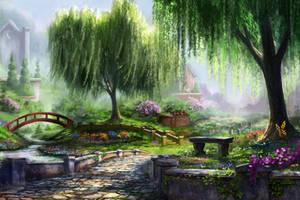 Gardentown by jjpeabody