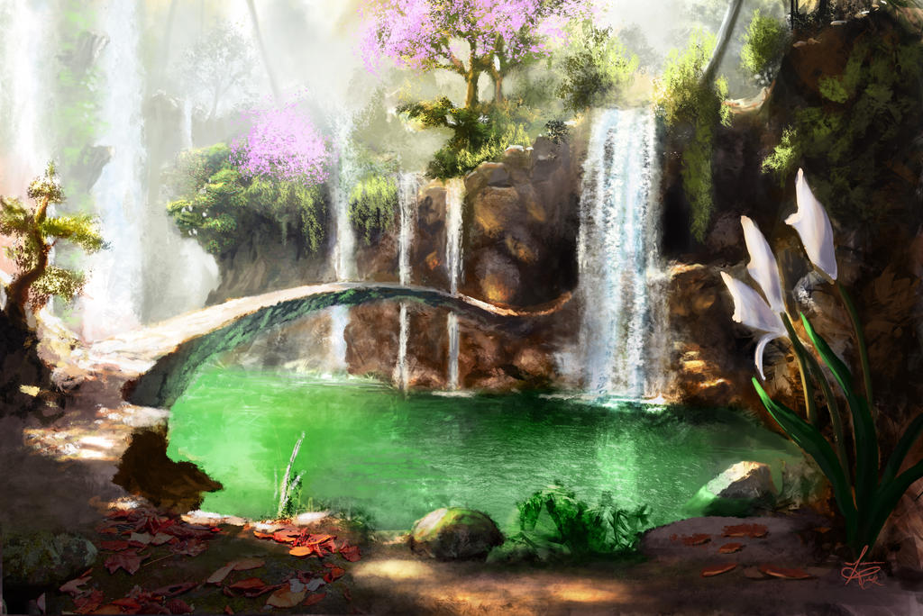 Legendary Lagoon By Jjpeabody