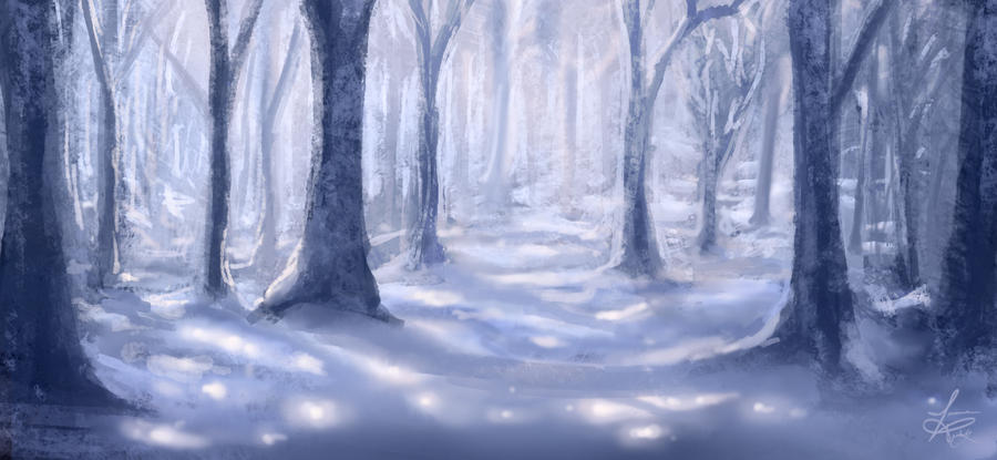 Winter is coming by jjpeabody