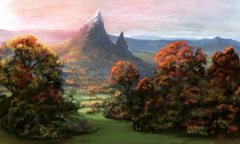 Fantasy Fall by jjpeabody
