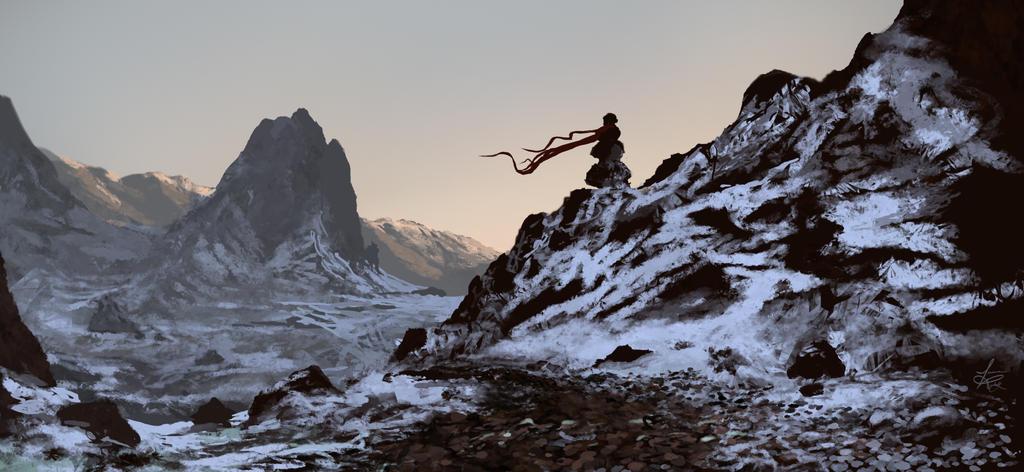 Winter Range by jjpeabody