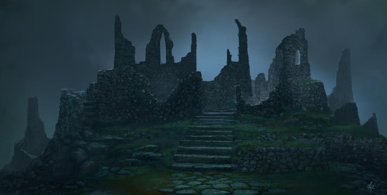 Nightfall Ruins 2 by jjpeabody