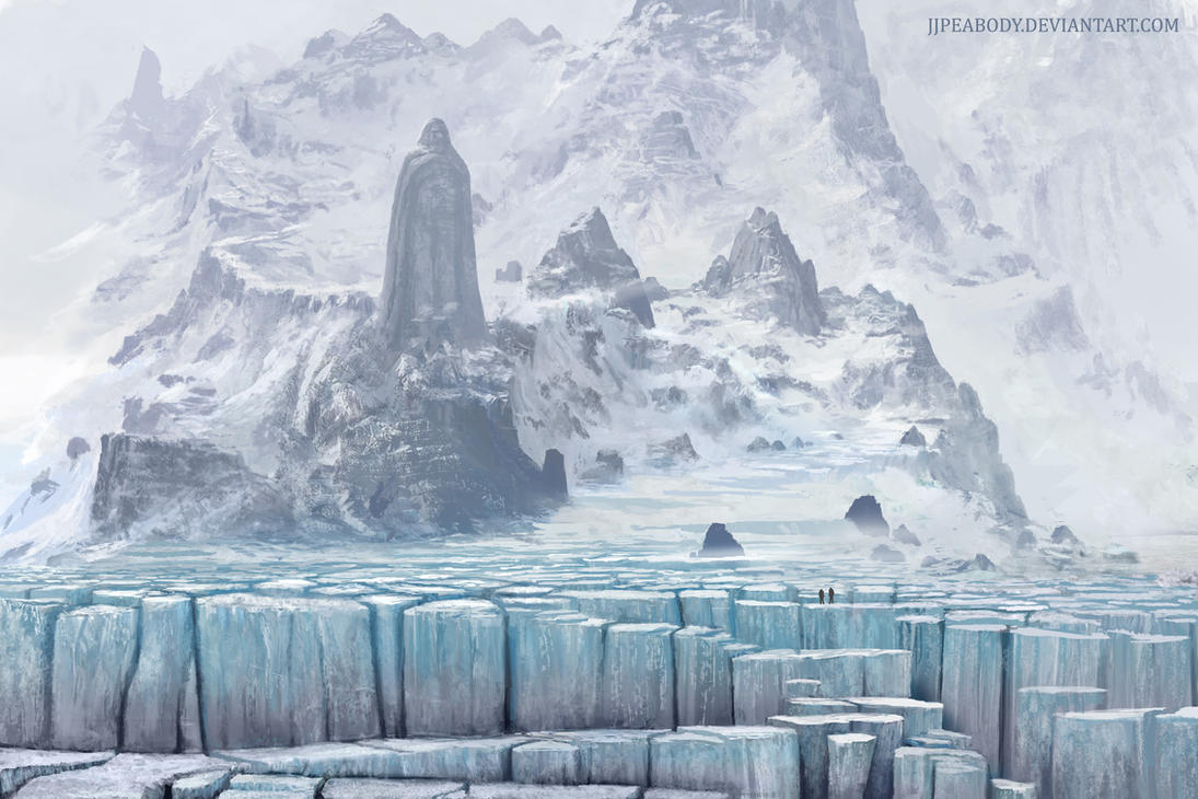 Ice Quest by jjpeabody