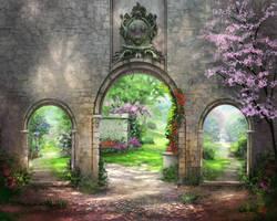 Peabody Gate by jjpeabody