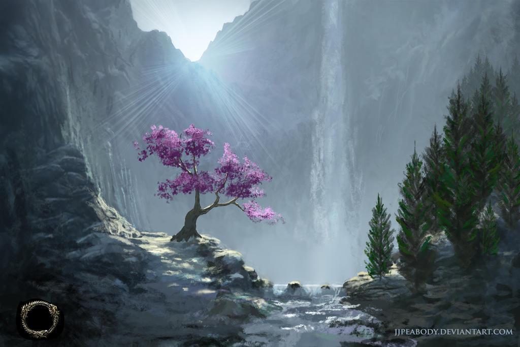 The Elder Scrolls Online by jjpeabody
