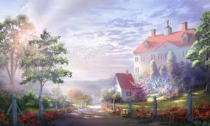 Mount Vernon by jjpeabody